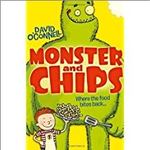 MONSTER AND CHIPS - David O'Connell