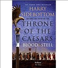 THRONE OF THE CAESARS - Harry Sidebottom