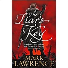 LIARS KEY - Mark Lawrence