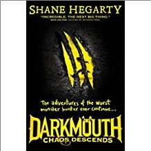 DARKMOUTH CHAOS DESCENDS - Shane Hegarty