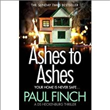 ASHES TO ASHES - Paul Finch