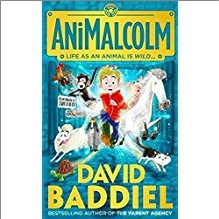 ANIMALCOLM | LIFE AS AN ANIMAL IS WILD ... - David Baddiel