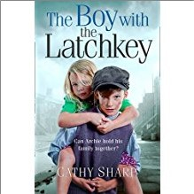 BOY WITH THE LATCHKEY - Cathy Sharp