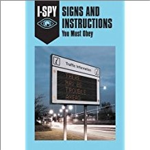 I SPY | SIGNS AND INSTRUCTIONS YOU MUST OBEY
