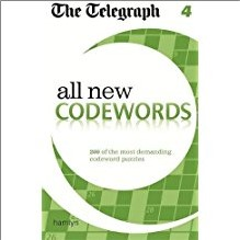 TELEGRAPH | ALL NEW CODEWORDS (BOOK 4)