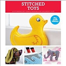 CRAFT LIBRARY - STITCHED TOYS