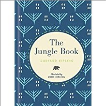 JUNGLE BOOK - Rudyard Kipling