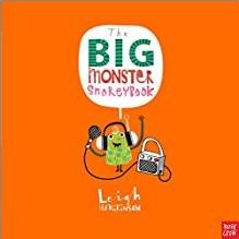 BIG MONSTER STORYBOOK PB