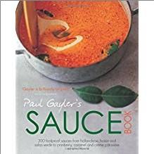 PAUL GAYLER'S SAUCE BOOK - E6