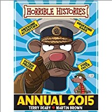 HORRIBLE HISTORIES ANNUAL 2015 - G7