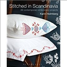 STITCHED IN SCANDINAVIA | 39 Contemporary Embroidery Projects