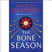 BONE SEASON - Samantha Shannon