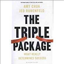 TRIPLE PACKAGE | WHAT REALLY DETERMINES SUCCESS
