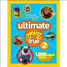 NATIONAL GEOGRAPHIC KIDS | ULTIMATE WEIRD BUT TRUE 2