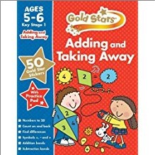 GOLD STARS | ADDING AND TAKING AWAY | AGES 5-6
