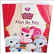 DISNEY PRINCESS   PALACE PETS   MEET THE PETS