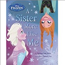 DISNEY FROZEN | A SISTER MORE LIKE ME