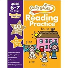 GOLD STARS READING PRACTICE AGES 6-7