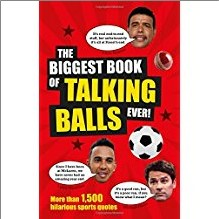 BIGGEST BOOK OF TALKING BALLS EVER!