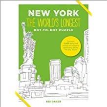 NEW YORK | WORLD'S LONGEST DOT-TO-DOT PUZZLE