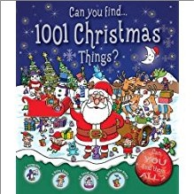CAN YOU FIND... 1001 CHRISTMAS THINGS?