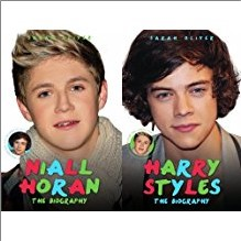 HARRY STYLES/NIALL HORAN - The Biography
