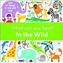 WHAT CAN YOU SPOT? | IN THE WILD