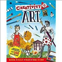 CREATIVITY ON THE GO | ART