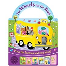 WHEELS ON THE BUS | Press the Buttons and Sing Along!