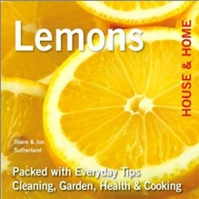 LEMONS | Packed with Everyday Tips Cleaning, Gardening, Health & Cooking - F5
