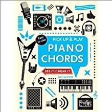 PICK UP & PLAY   PIANO CHORDS