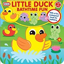 LITTLE DUCK BATHTIME FUN