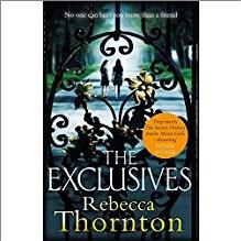 EXCLUSIVES - Rebecca Thornton