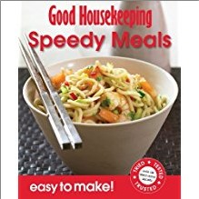 GOOD HOUSEKEEPING SPEEDY MEALS | EASY TO MAKE! - D1
