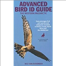 ADVANCED BIRD ID GUIDE | WESTERN PALEARCTIC