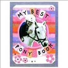 MY BEST PONY BOOK