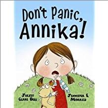 DON'T PANIC, ANNIKA!