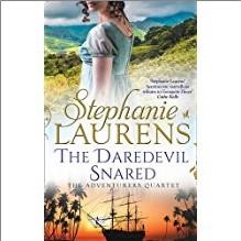 DAREDEVIL SNARED - Stephanie Laurens