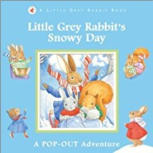 LITTLE GREY RABBIT'S SNOWY DAY | A POP-OUT ADVENTURE