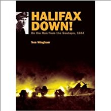 HALIFAX DOWN! | On the Run from the Gestapo, 1944 - F1