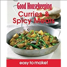 GOOD HOUSEKEEPING CURRIES & SPICY MEALS | EASY TO MAKE! - D1
