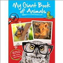 MY GIANT BOOK OF ANIMALS