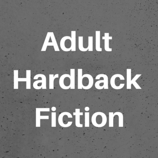 Adult Hardback Fiction