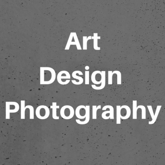 Art, Design & Photography