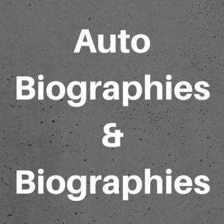 Autobiographies & Biographies
