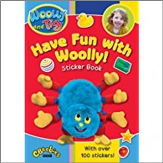 WOOLLY AND TIG | HAVE FUN WITH WOOLLY! STICKER BOOK