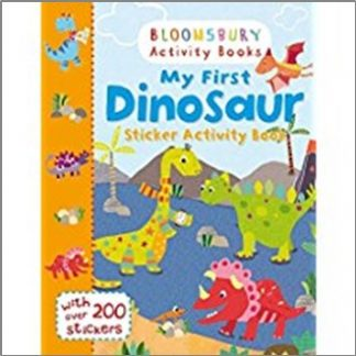 BLOOMSBURY ACTIVITY BOOKS | MY FIRST DINOSAUR ACTIVITY BOOK