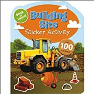 BUILDING SITE STICKER ACTIVITY