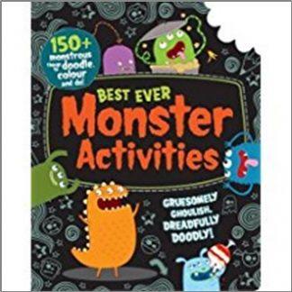 BEST EVER MONSTER ACTIVITIES