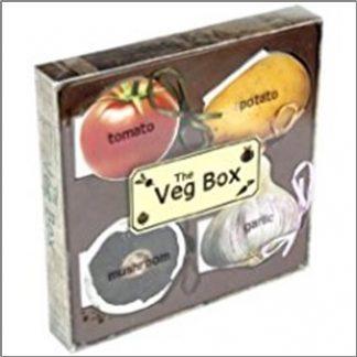 VEG BOOK BOX